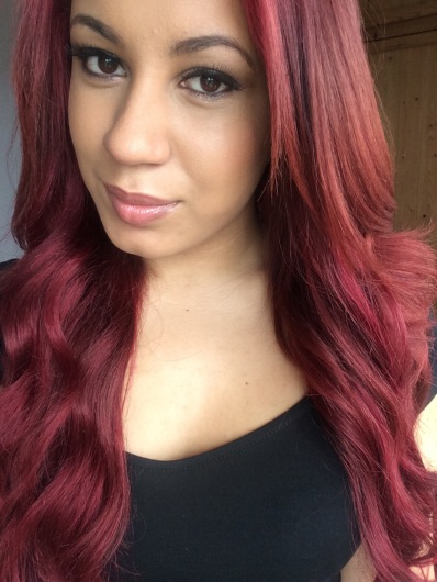 Bellami hair extensions mini review how i get this colour in hindsight i couldve gone for bellamis vibrant red shade and worked from there but from photos and videos it looked quite light and i wanted to do them pmusecretfo Choice Image
